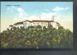 LAIBACH  ( Slovenia ) Schlosberg Cartolina Non  Viaggiata Primi 900 - Slovenia