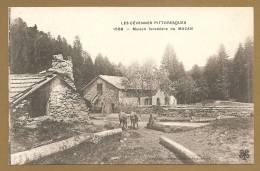 TRES BELLE C.P.A - LES CEVENNES PITTORESQUES - 1588 -- Maison Forestiére De MAZAN - Mazan