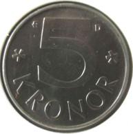 Sweden - 5 Kronor - 1987 - KM 853 - Vz+ - Schweden