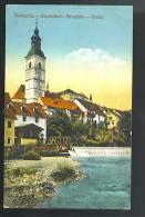 SKOFJA LOKA-BISHOFLACK  ( Slovenia ) Kranjsko -krain  Cartolina Non Viaggiata Primi 900 - Slovenia