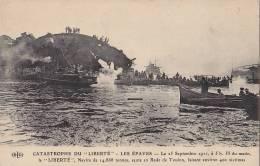 Evènements - Catastrophe - Explosion Bâteau Liberté - Catástrofes