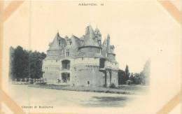 80-86 CPA ABBEVILLE   Chateau De Rambures  Pionnière - Abbeville