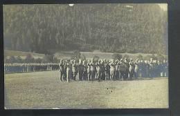 BISHOFLACK  ( Slovenia ) ARMEEAUSBILDUNGS Feldmesse Foto Numero 4 Del 17 August 1917   ORIGINALE 100 X 100 - Slovenia
