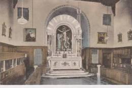 Massachusetts Springfield Passionist Monastery Choir Albertype
