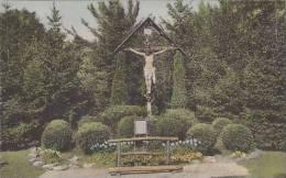 Massachusetts Springfield Shrine Of The Passion Albertype