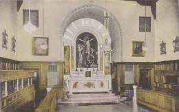 Massachusetts Springfield The Choir Passionist Monastery Alberty