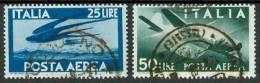 1946 Italia Repubblica Democratica Posta Aerea (4) - Posta Aerea