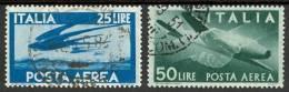 1946 Italia Repubblica Democratica Posta Aerea (5) - Posta Aerea