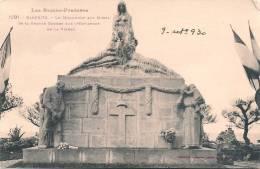 L75_1291 - Biarritz -  1291 Le Monument Aux Morts De La Grande Guerre Sur L'Esplanade De La Vierge - Biarritz
