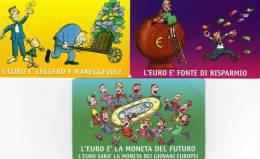 *SAN MARINO - N. 7083/7085* -  Serie Completa NUOVA (MINT) - San Marino
