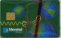 Swaziland - Test Card, Monetel-Nordic, 1/95, 2.000ex, Mint - Swaziland