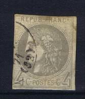 France:  1870  Yv. 41B   Used / Obl - 1870 Uitgave Van Bordeaux