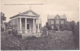 Nassogne Grune Caveau Du Comte De Ramaix Et Presbytère L411 - Nassogne