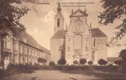 Averbode De Kerk En Het Prelaatskwartier L'église Et La Prélature - Scherpenheuvel-Zichem