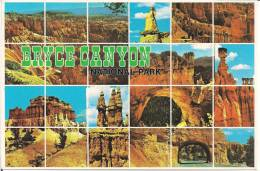 BRYCE CANYON. National Park. Cpm - Bryce Canyon