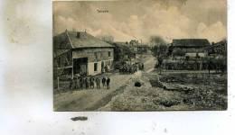 Tahure  51    Une  Rue  Animée - France