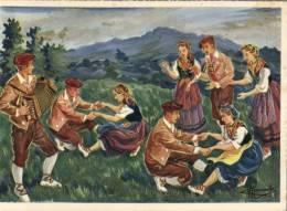 (654) Basque Country - Pays Basque - Etnicas