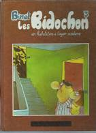 LES BIDOCHON  3 - EN HABITATION A LOYER MODERE ( BINET ) - Bidochon, Les