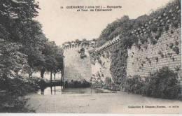 GUERANDE (remparts Et Tour De L' Abreuvoir ) - Guérande