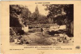 26 - DIEULEFIT - Passerelle Sur Le Jabron - LA DROME ILLUSTREE - Dieulefit