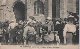 GUERANDE ( Scenes Et Types Du Marche ) - Guérande