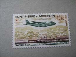 S P M   PA 57 * *   AVION TRANSALL C 160 - Nuovi