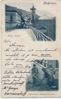 Tyflis Tbilissi Mosquée , Balayeurs De La Rue P. Used 3 Stamps 1901 - Georgia