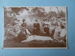 """26429 REPRODUCTION POSTCARD:  """"A Day In The Country"""" Circa 1910. No. 4 In The """"Every Picture Tells..."""" Series. - History"""