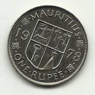 1978 - Mauritius 1 Rupia, - Mauritius