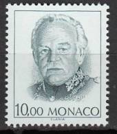 N° 1809 De Monaco - X X - ( E 1451 ) - Familles Royales