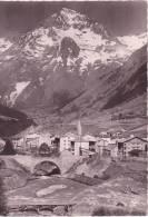 73 LANSLEBOURG, CPSM , Le Pont Et La Dent Parrachée - Autres Communes