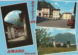 AMARO , Udine  * - Udine