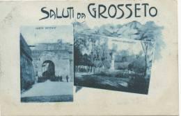 Saluti Da Grosseto  Edit Giuseppe Valiani 60 - Grosseto