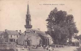 CPA - 29 - ROSCANVEL - L'église - 653 - Autres Communes