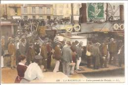 LA ROCHELLE  Embarquement Des Forçats  LL  199 - Bagne & Bagnards