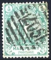 Cape Of Good Hope. BONC 205 ABERDEEN Postmark Cancel. - Südafrika (...-1961)
