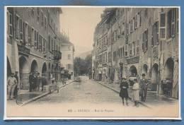 74 - ANNECY --  Rue Paquier - Annecy