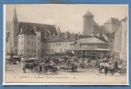 74 - ANNECY -- Le Marché , Place..... - Annecy