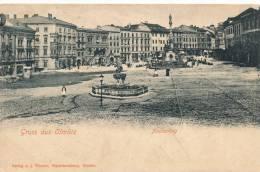 ( CPA TCHÉQUIE )  GRUSS AUS OLMÜTZ  /  Niederring  - - República Checa