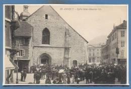 74 - ANNECY -- L'Eglise Saint Maurice - Annecy