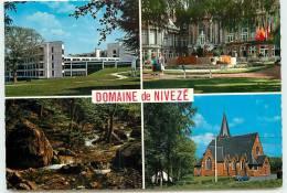 DOMAINE DE NIVEZE  (Spa)  - Carte Multivues. - Spa