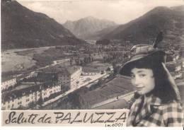 Udine - Saluti Da Paluzza  M. 600 - Udine