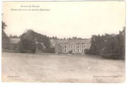 Environs De PLOËRMEL Château De Castel Près Josselin (Chauvin Dugas) Morbihan (56) - Ploërmel