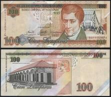 Honduras P 95 - 100 Lempiras 13.7.2006 - UNC - Honduras