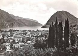 TI18 -  LUGANO: Panorama E Monte S.Salvatore - TI Tessin