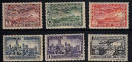 E0080 SPAIN 1931, 3rd Pan American Postal Union Congress, Lightly Mounted Mint - Unused Stamps