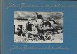Jette En Ganshoren En Cartes Postales Anciennes - Jette En Ganshoren In Oude Prentkaarten - Jette