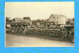 50 AVRANCHES :  Exposition -Machines Agricoles - Expositions
