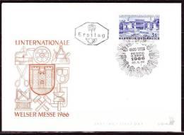 Österreich 1966 - FDC 1215. / Michel - FDC