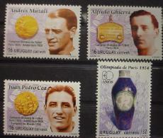 URUGUAY MNH 2005 STAMP Olympic Games Paris 1924 80 Anniv. Soccer Champions - Verano 1924: Paris